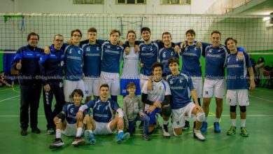 Photo of Prosegue la corsa per la Kentron Volley Maschile
