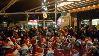 Photo of Sfilata di Natale per i bambini della Raffaello Sanzio