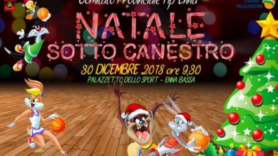 Photo of Natale Sotto Canestro a Enna