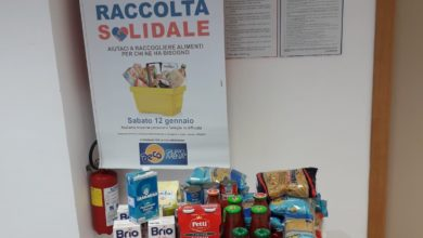 Photo of Raccolta alimentare dell'associazione GentediDomani in favore della parrocchia di Sant'Anna