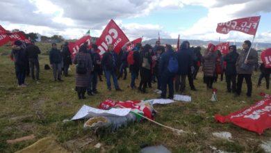 Photo of FLC CGIL Enna presente alla manifestazione di questa mattina a Siracusa