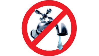 Photo of Sospensione erogazione idrica