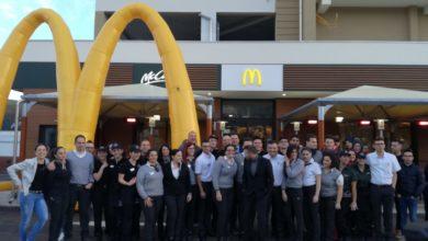 Photo of Inaugurato oggi pomeriggio il Mc Donald