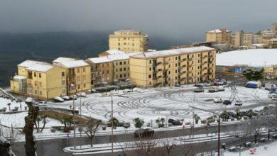 Photo of Prima neve ad Enna