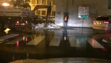 Photo of Al lavoro senza sosta per ripulire la città dalla neve