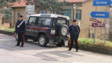 Photo of Evade dagli arresti domiciliari. I carabinieri di Aidone arrestano cittadino nigeriano