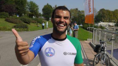 Photo of Daniele Cassioli pluricampione paralimpico venerdì ad Enna per presentare il suo libro