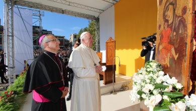Photo of Le diocesi di Piazza Armerina e Palermo ricambiano la visita del papa del 15 settembre
