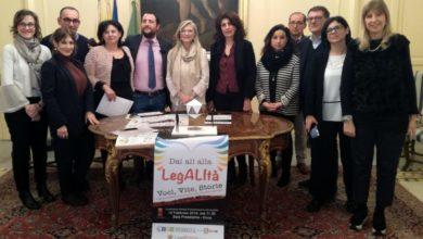 Photo of Dai ali alla Legalità -Voci, Vite, Storie. Presentato questa mattina il progetto