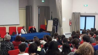 Photo of Premio Emanuele Fonte. Ieri i bambini delle quinte hanno incontrato il giornalista Riccardo Caccamo