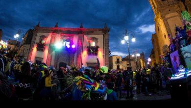 Photo of Regalbuto. Rissa durante la sfilata di carnevale