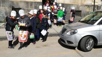 Photo of Carnevale alternativo per i bambini del tempo pieno della scuola De Amicis