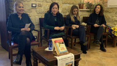 """Photo of Presentato """"Il peso dell'oro"""", terzo romanzo di Barbara Bellomo"""