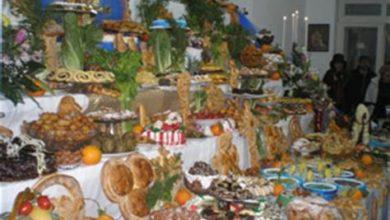 Photo of Villarosa. Sette le tavolate preparate per San Giuseppe