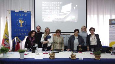 Photo of La Fidapa di Enna parla di alimentazione e salute con i ragazzi dell'IPS Federico II