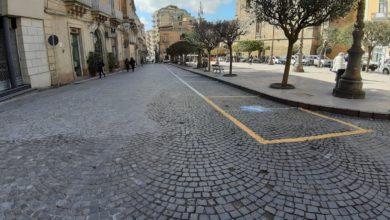 Photo of Apertura progressiva al transito veicolare di Via Roma e inizio lavori Viale Diaz