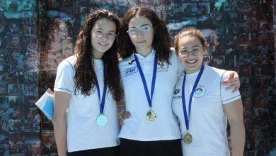 Photo of Successo della Fenice Nuoto Enna al 15°trofeo internazionale Piskeo. 7 le medaglie conquistate
