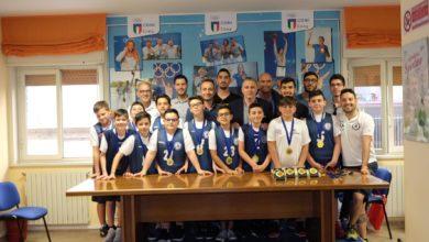 Photo of Il delegato provinciale Fip premia i ragazzi della Consolini Basket per gli ottimi risultati raggiunti quest'anno