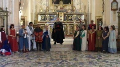 """Photo of Un successo per """"Michaelis Nox"""" del FAI Giovani, Officina Medievale e Laberna"""