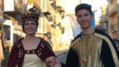 Photo of Eletta la XX^ Dama dei Castelli di Sicilia a Sperlinga