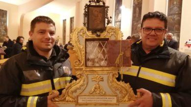 Photo of Sant'Anna accoglie la reliquia del Beato Girolamo De Angelis: hanno inizio i festeggiamenti
