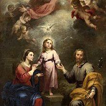"""Photo of La Sacra Famiglia: """"Compito di ogni vita è custodire delle vite con la propria vita"""""""