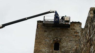 Photo of Lavori al Castello di Lombardia: presto la riapertura dell'accesso principale