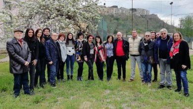 """Photo of Il presepe del CSM di Nicosia 2019 alla mostra """"100 Presepi in Vaticano"""""""