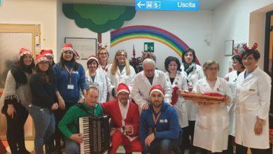 Photo of Natale di condivisione e festa nei presidi ospedalieri dell'Azienda Sanitaria Provinciale di Enna