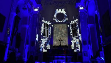 Photo of Illumina Enna: videomapping per due chiese in città