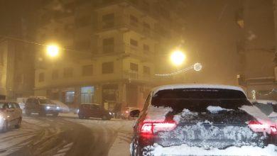 Photo of Enna: centro storico bloccato dalla prima modesta nevicata