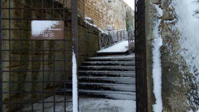 Photo of Enna: Neve e beni monumentali aperti al pubblico