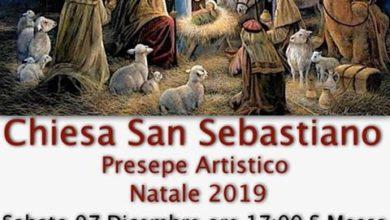 Photo of Presepe artistico nella chiesa di San Sebastiano