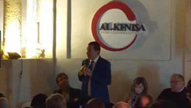 Photo of Ad Enna il coordinatore nazionale di Italia Viva