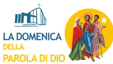 Photo of Sant'Anna si prepara per la Domenica della Parola