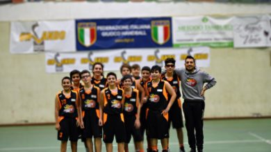 Photo of BASKET UNDER 13. LA CONSOLINI DOMINA IL MATCH CON INVICTA CAPOLISTA