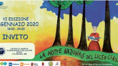 """Photo of Al via al Liceo Classico """"Napoleone Colajanni"""" la VI Edizione della Notte Nazionale del Liceo Classico"""