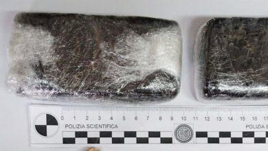 Photo of Arrestato dalla Polizia di Stato corriere con oltre mezzo kg di hashish. La droga era nascosta nel sedile dell'auto appositamente modificato.