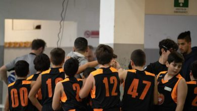Photo of Under 13: Derby alla Consolini, vittoria contro la Grottacalda per 66 a 29