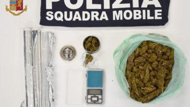 Photo of La Polizia di Stato arresta a Piazza Armerina un altro pregiudicato intento a cedere una dose di sostanza stupefacente