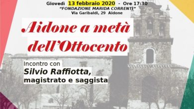 Photo of Aidone a metà dell'Ottocento: incontro con Silvio Raffiotta