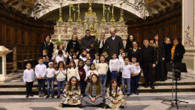 """Photo of Tutti i suoni del mondo  I bambini della scuola dell'Infanzia  dell'I.C. """"Edmondo de Amicis"""" di Enna  in tournée a Regalbuto"""