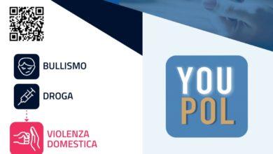 Photo of YouPol. L'app della Polizia di Stato per smartphone si aggiorna prevedendo la possibilità di segnalare i reati di violenza che si consumano tra le mura domestiche