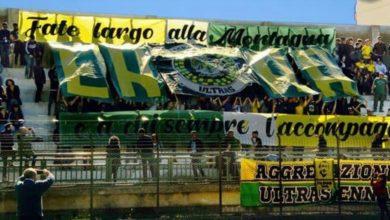 Photo of Gli Ultras di Enna promuovono una raccolti fondi da donare alla Caritas parrocchiale di Sant'Anna