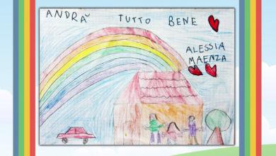 Photo of Tutto andrà bene: la Pro Loco Proserpina invita i bambini a presentare i loro disegni