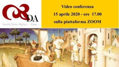 """Photo of Mercoledì de """"La Dante"""": l'iniziativa culturale che coinvolge i soci ennesi al tempo del covid-19"""