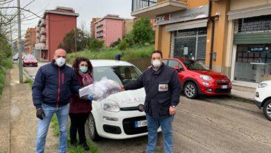 Photo of AVO Enna (Associazione Volontari Ospedalieri) dona 100 visiere protettive all'Ospedale Umberto I di Enna