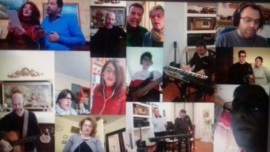 Photo of Il video ideato dal coro delle famiglie della Parrocchia di Sant'Anna in onda stasera su Tv2000