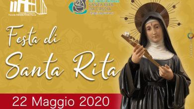 Photo of La festa di Santa Rita a Sant'Anna nel rispetto delle norme anti-covid