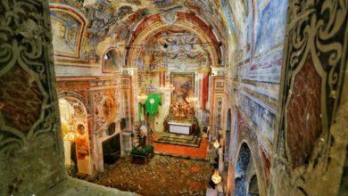 Photo of Luoghi del Cuore del FAI: la chiesa della Madonna degli Angeli ad Assoro